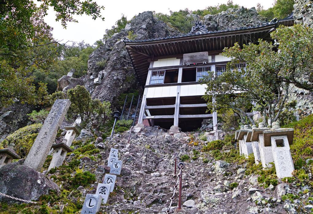 奥の院 笠ヶ滝