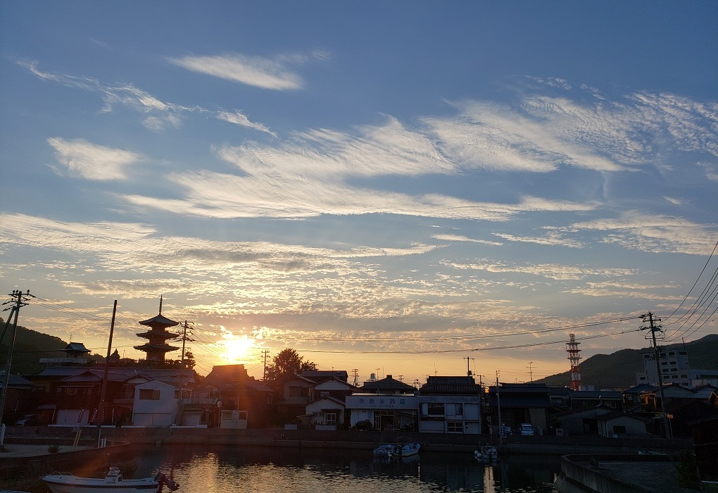 西光寺三重の塔