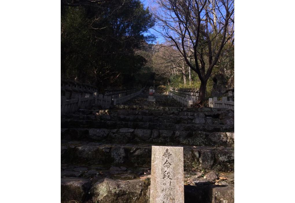 奥之院笠ヶ滝